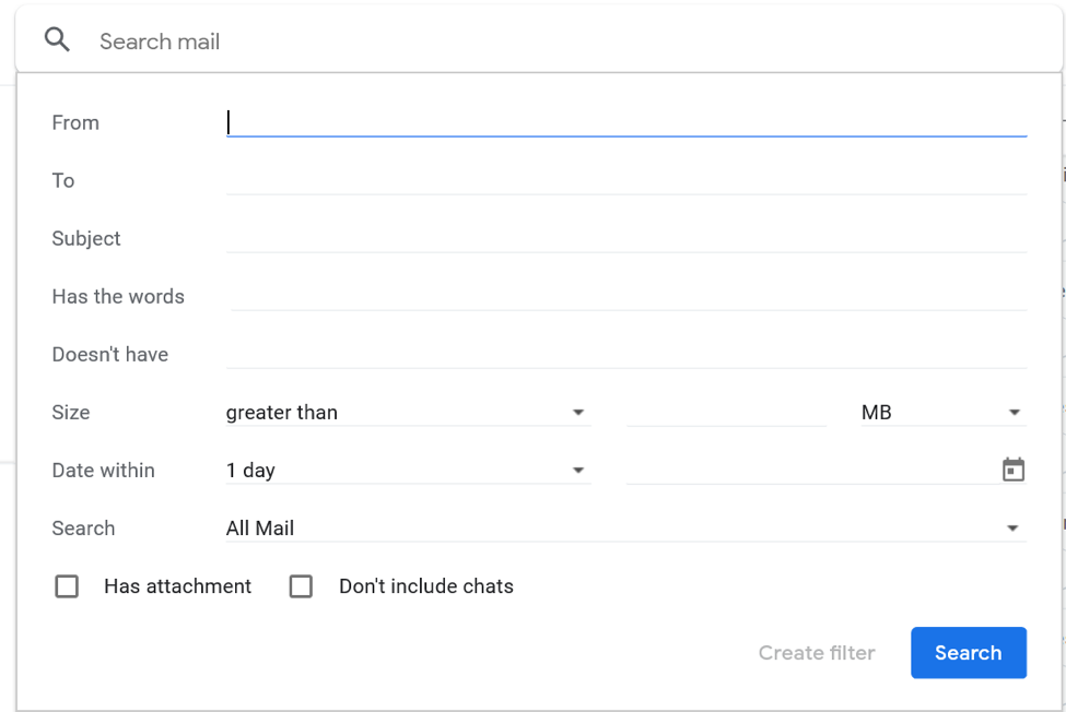 Delete All Emails on Gmail