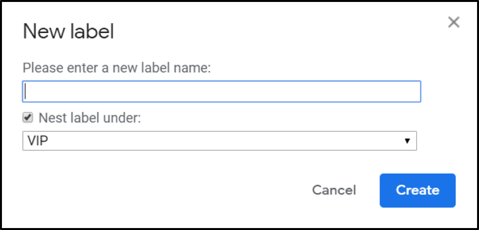 How to Create Folders in Gmail