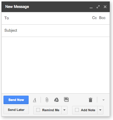 schedule emails to send later create email reminders recurring
