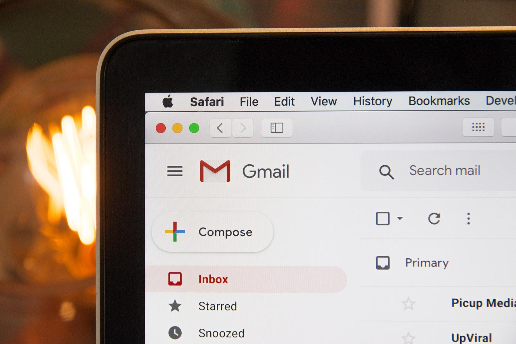 gmail reminder